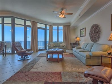 phoenix west 2207 is a gorgeous 3 bedroom 4 bath gulf front condo