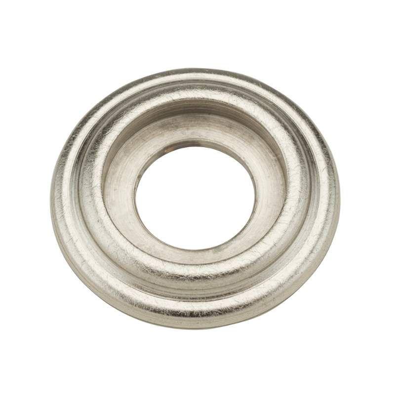Baldwin 4965 5 8 Inch Diameter Cabinet Pull Back Plate Oil Rubbed Bronze Hardware Backplates