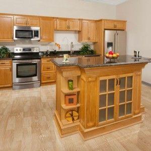 10 Ideas Premade Kitchen Cabinets Home Depot Di 2020
