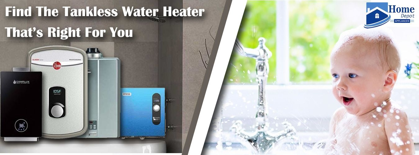 Best Tankless Water Heaters 2019 Review Buyer S Guide Tankless Water Heater Water Heater Water Heating Systems