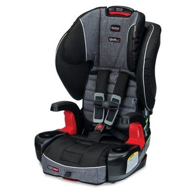 Britax Frontier Clicktight Combination Harness-2-Booster Child Car Seat Vibe NEW