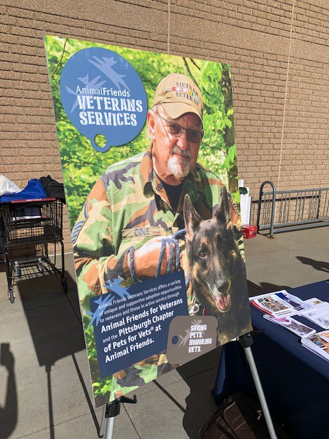 Giant Eagle supporting Pets for Vets in 2020 Animals