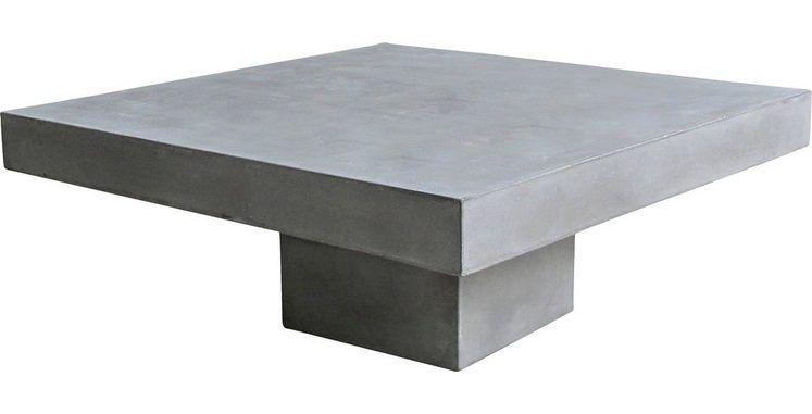 SIT Couchtisch »Cement«, in 3 Größen Cement - küchenarbeitsplatten online kaufen