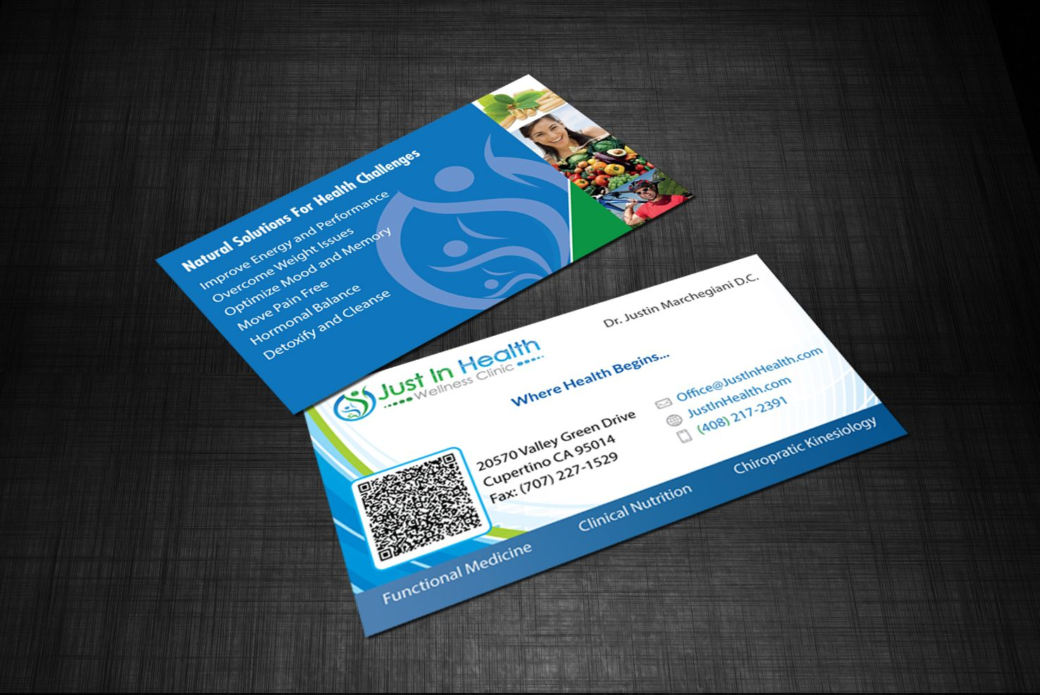 Professional double sided business card: - Color mode: CMYK ...