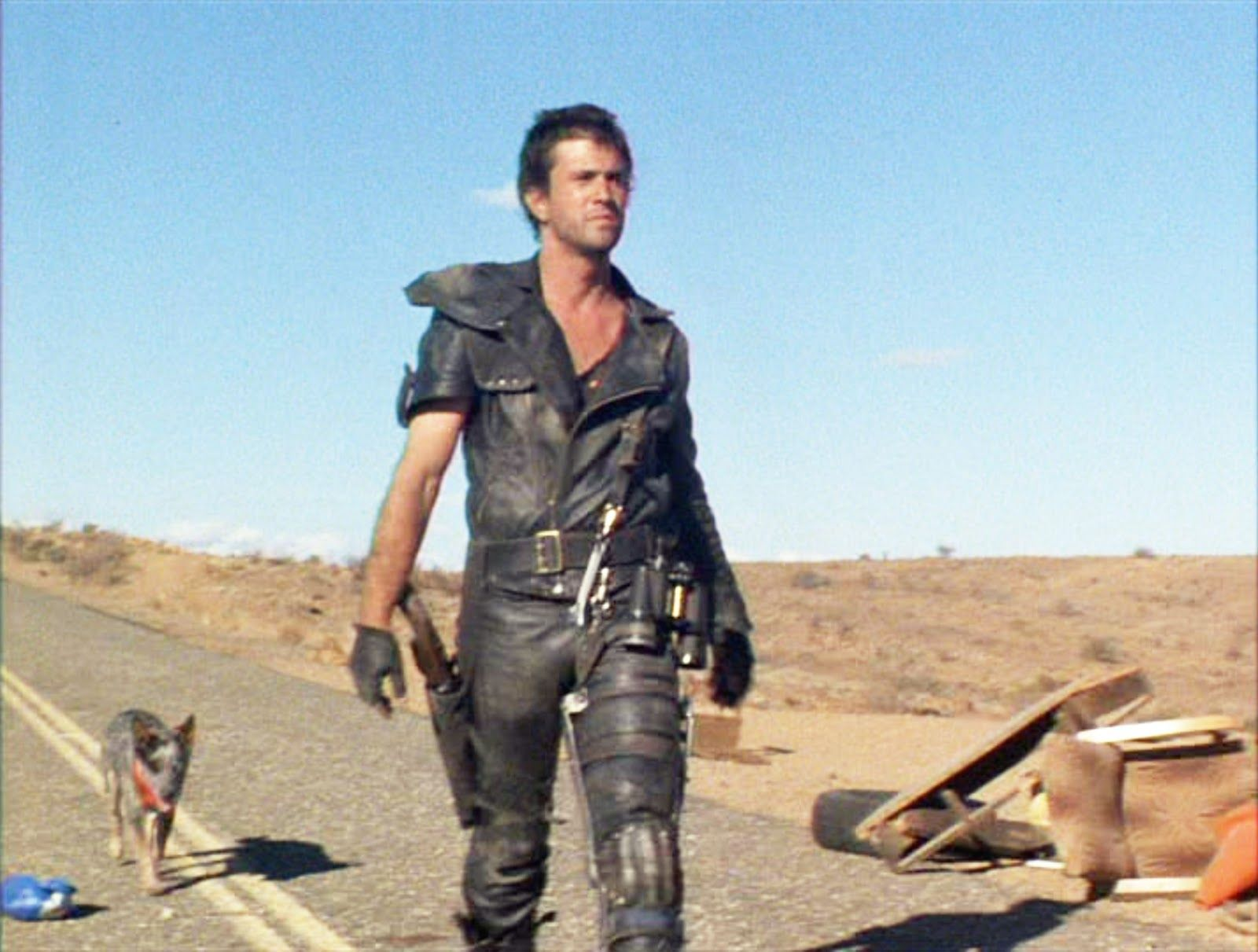 "Max Rockatansky / Mel Gibson (Mad Max 2 ""The Road Warrior"") 