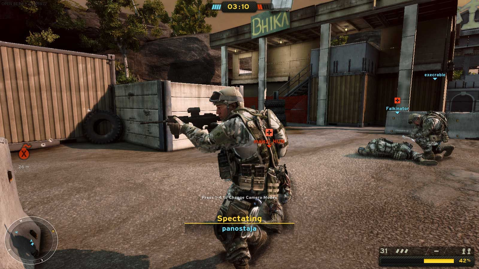 America's Army: Proving Grounds - Freeware - Descargar