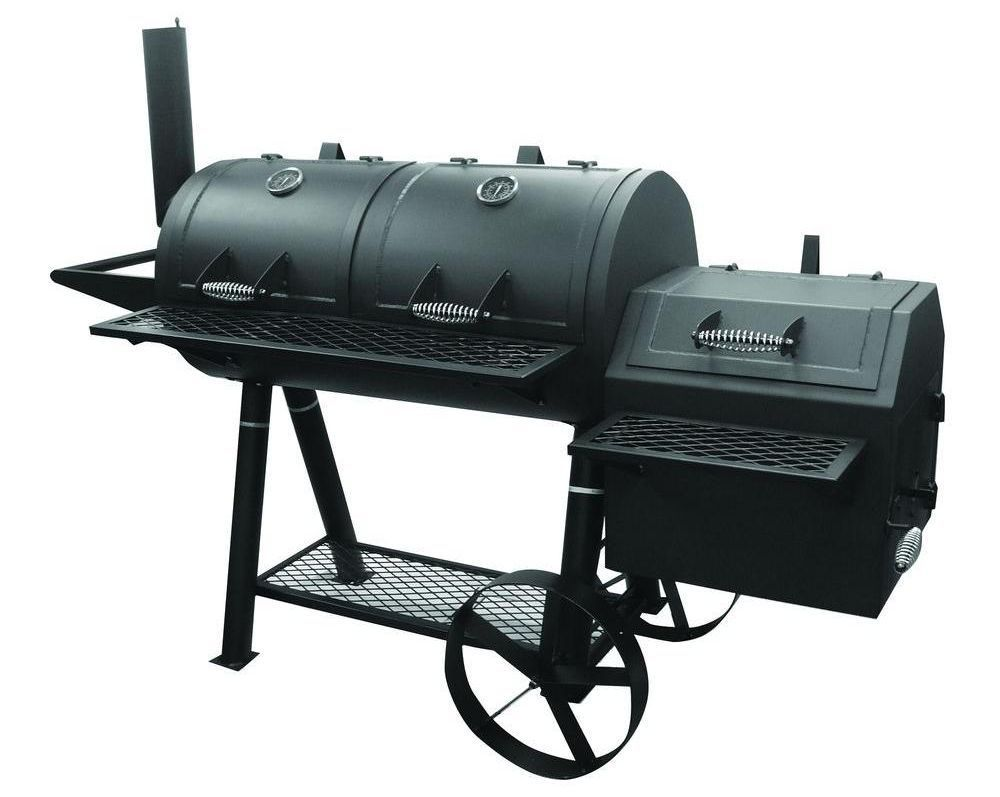 The 8 Best Offset Smokers For 2020 Barbecue Smoker Charcoal Grill Wood Smokers