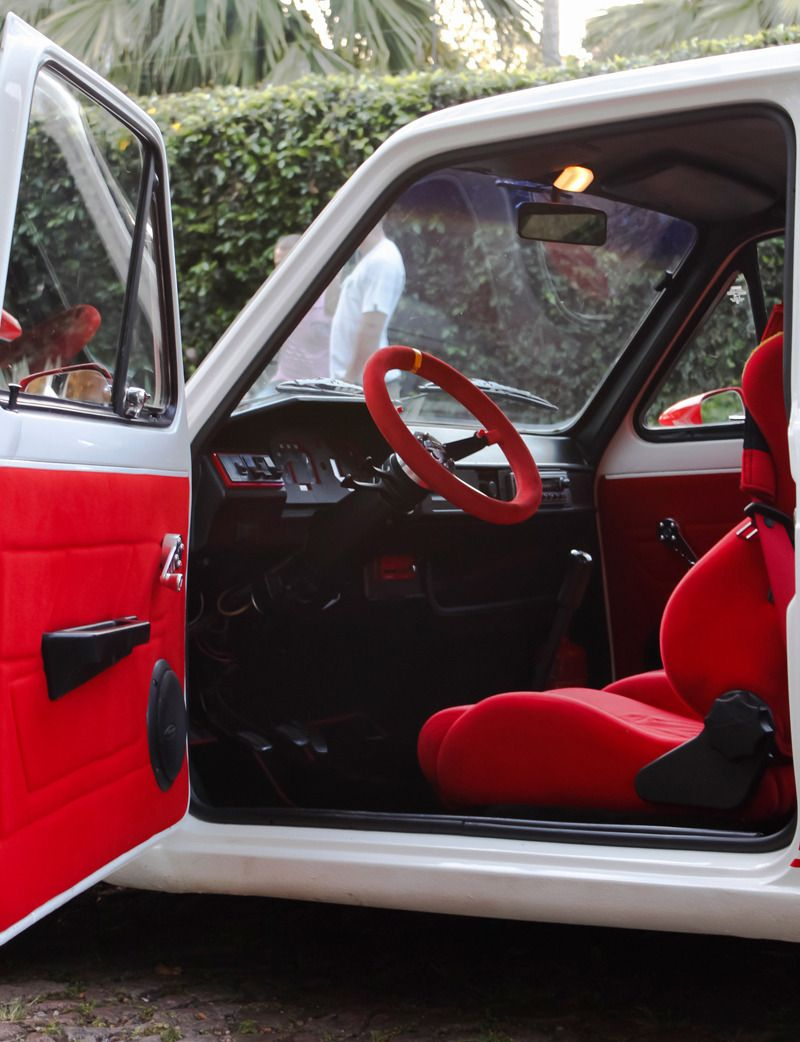 Sic Life And Everything Bossride Fiat 147 Abarth Con
