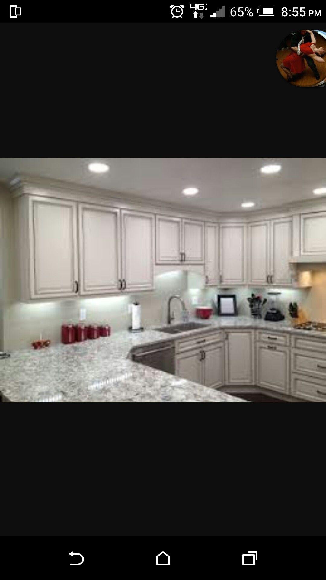 Led under cabinet lighting.. | Kitchen renovation, Light ...