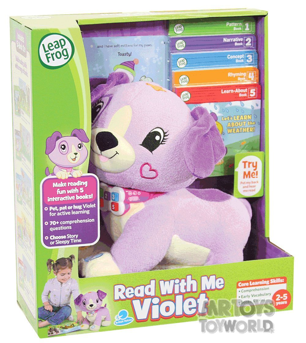 Toys and me images  Leap Frog  Read With Me Violet  Products I Love  Pinterest
