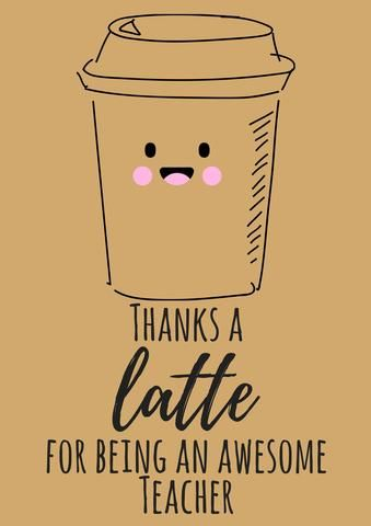 Free Printable Teacher Appreciation Thank you Cards | Laura