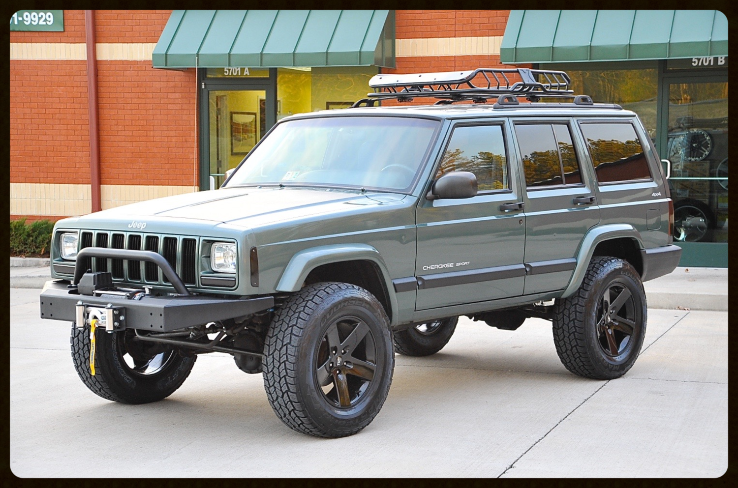 Lifted Cherokee Sport Xj For Sale Jeep Built Anybody Use The Volvo 2 Speed Fan Relay Pirate4x4com 4x4 And Off Davis Autosports