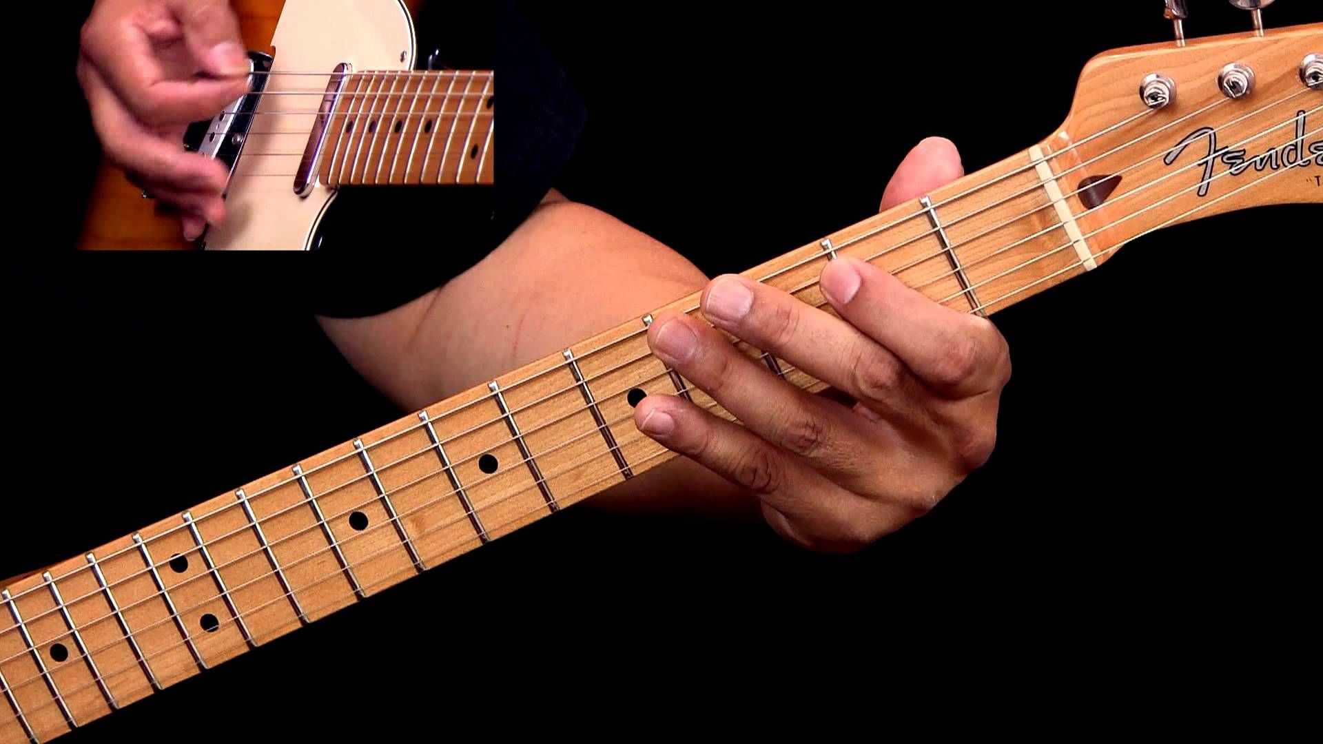 Steamroller Blues Lesson