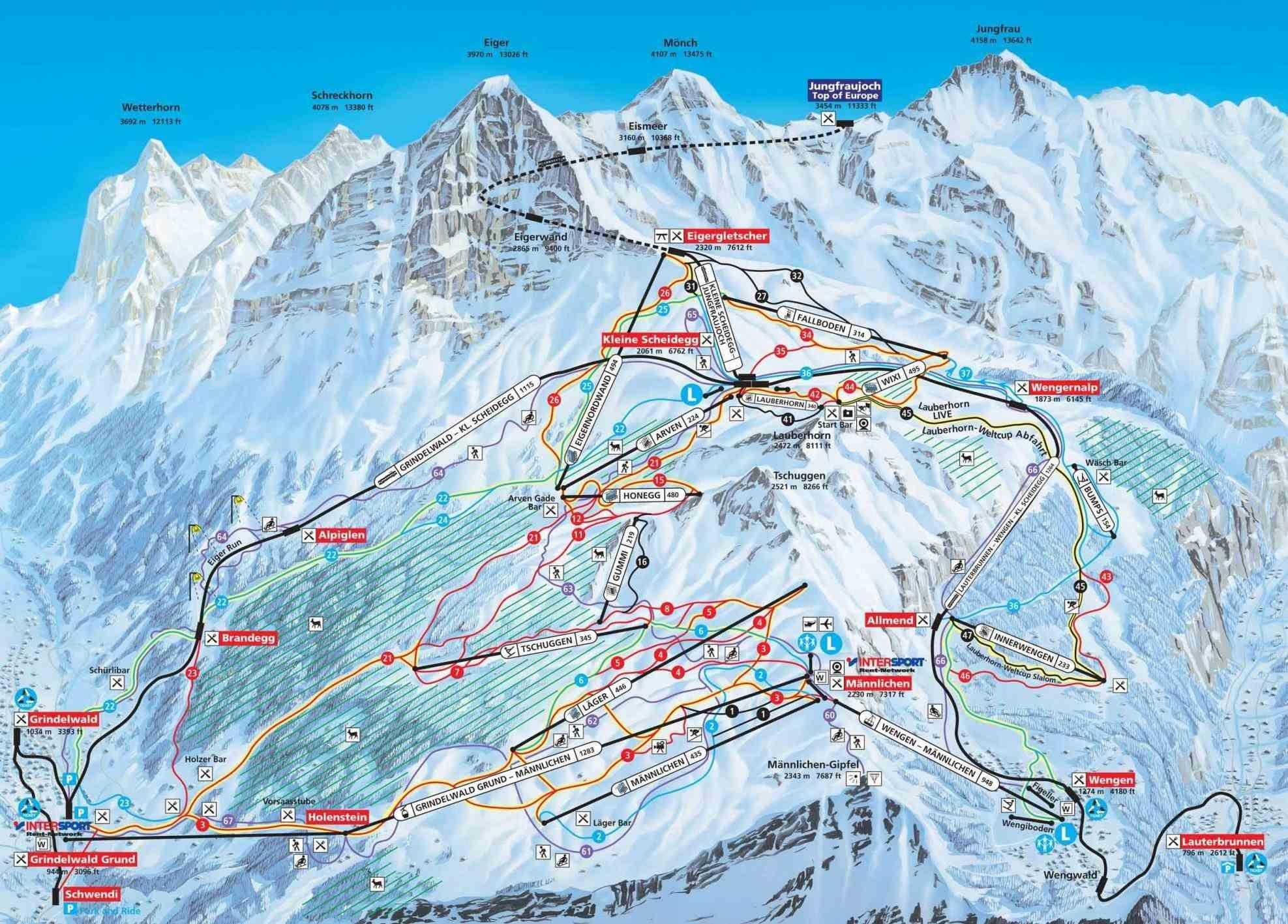 snowboard lenk i winter sports in near adelboden ski wengen