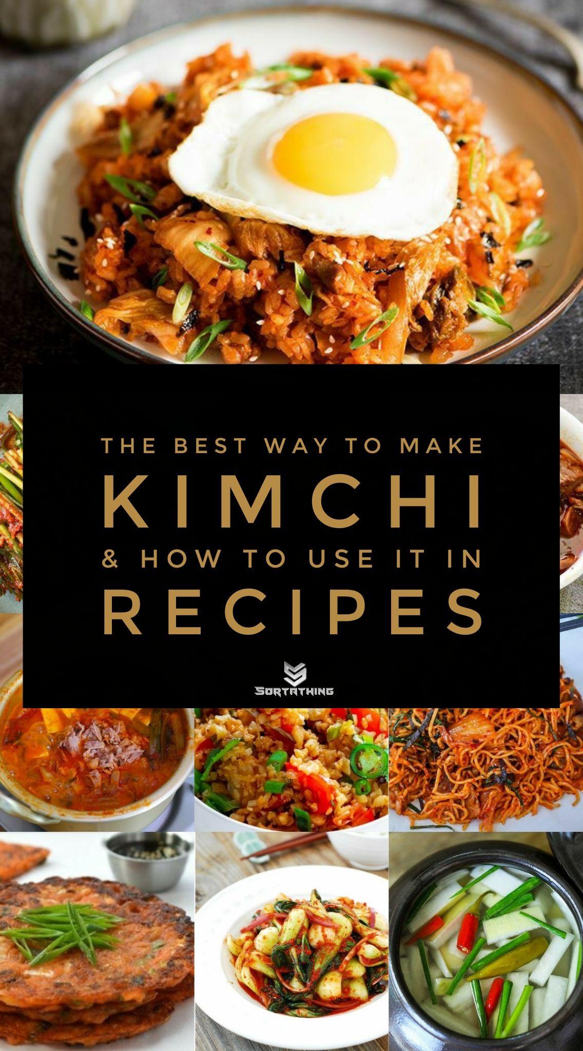 How to make kimchi 30 easy kimchi recipes sortathing