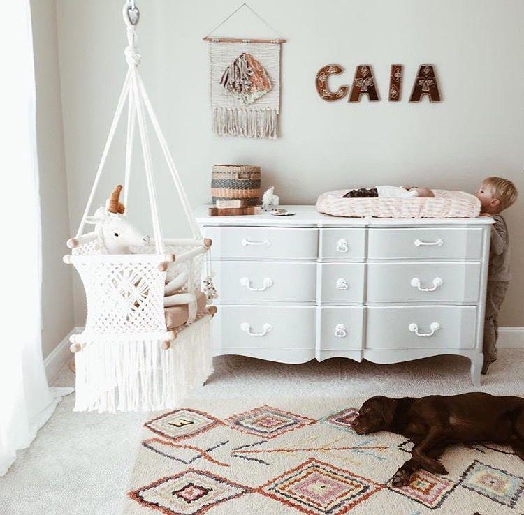 CALL OF THE WILD BLOG | Nursery Inspo, boho, nursery decor ...