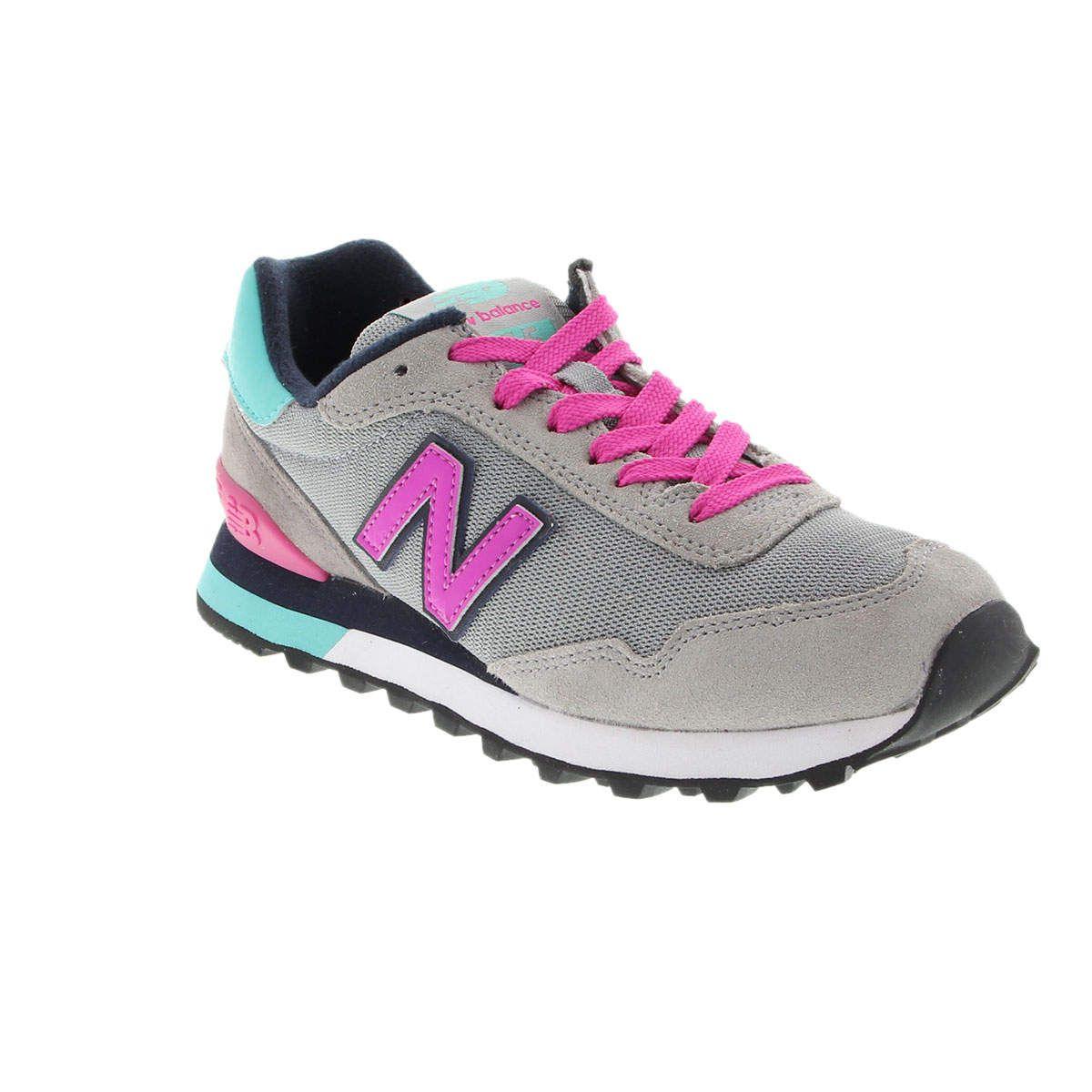 zapatillas casual de mujer wl515 new balance