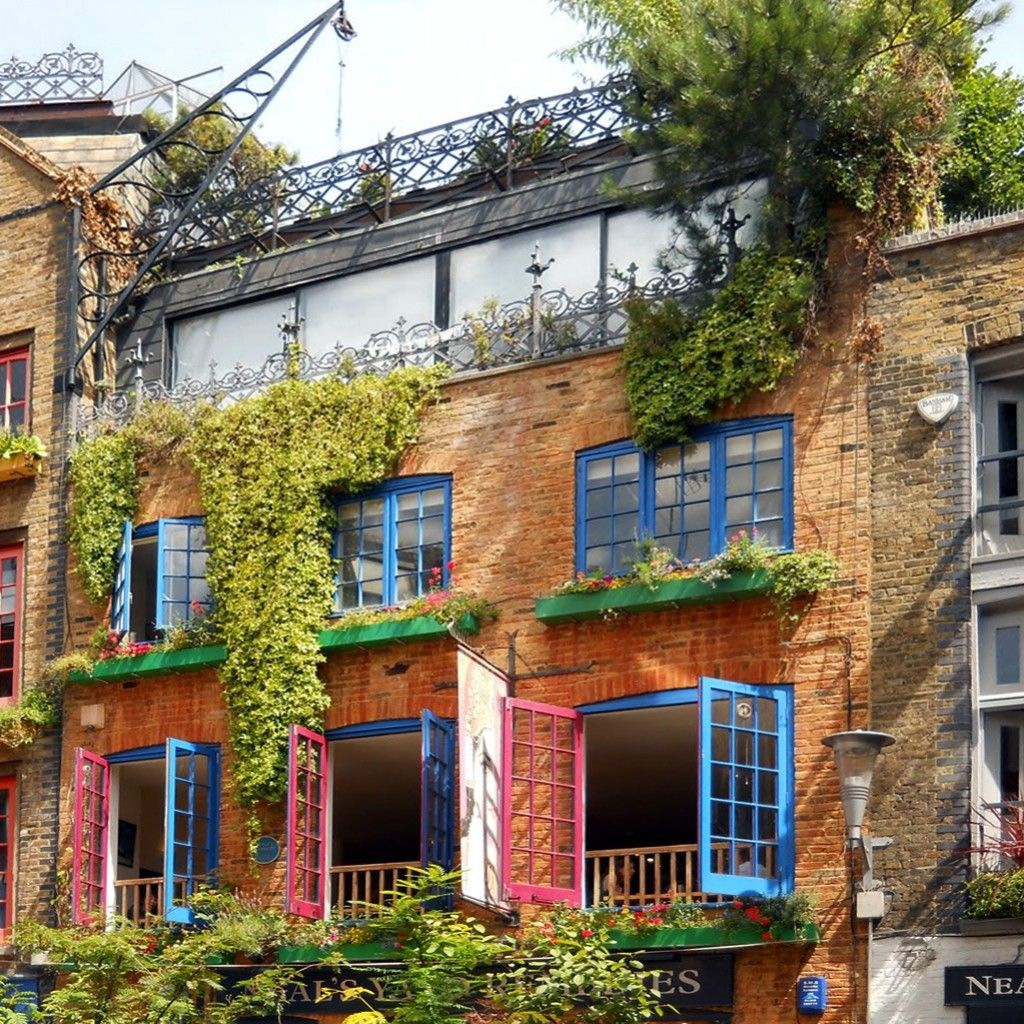 Radisson Blu Mercer Street—London, United Kingdom. #Jetsetter