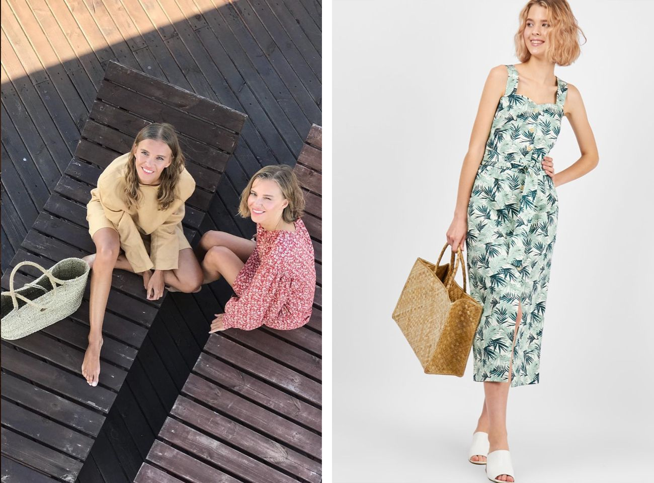 Модные сестры | Evelina Khromtchenko