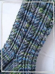 Ravelry: Thank God it's Sock Day (TGIS) pattern by Rose Hiver