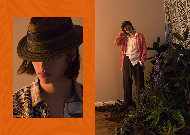 Fashionisto Exclusive Mael Jaffrezou In Hermes Hermes Fashion Hats
