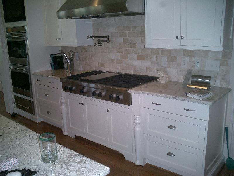 White Casablanca Granite 1 | Home Style Ideas | Pinterest