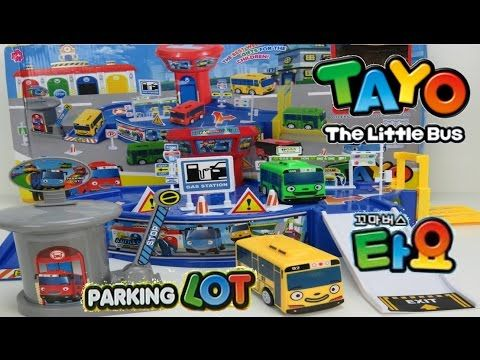 tayo the little bus youtube
