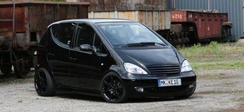 A wie Ahhh!: Beachtlich getunte #Mercedes #A-Klasse (W168) http://www.mercedes-fans.de/autoderwoche/autoderwoche_artikel/a_wie_ahhh___beachtlich_getunte_mercedes_a-klasse___w168_/id=4014