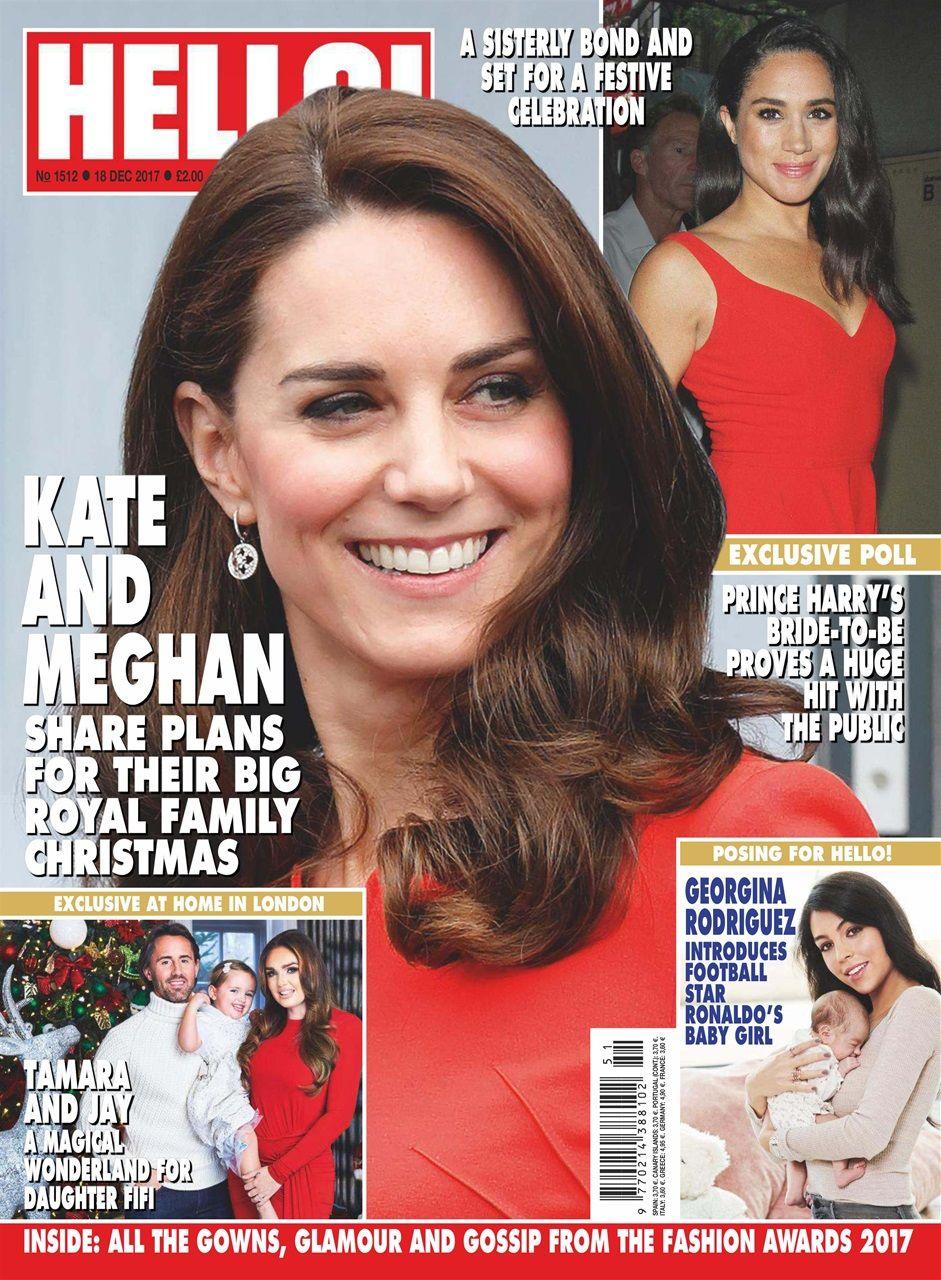 Hello Magazine Hello Magazine Prince William And Kate Royal Family