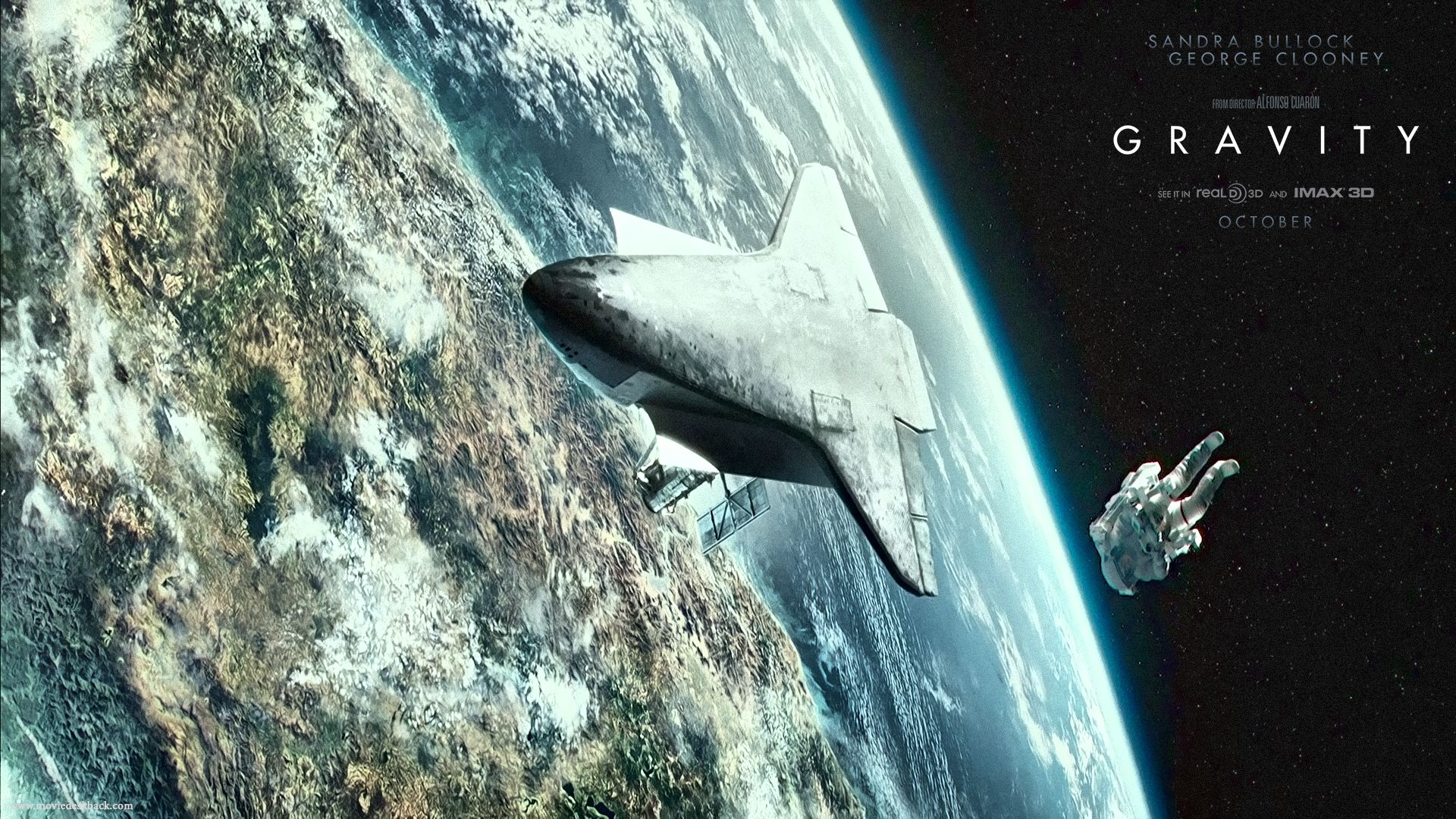 gravity 3d (2013) movie is now available in hd version at