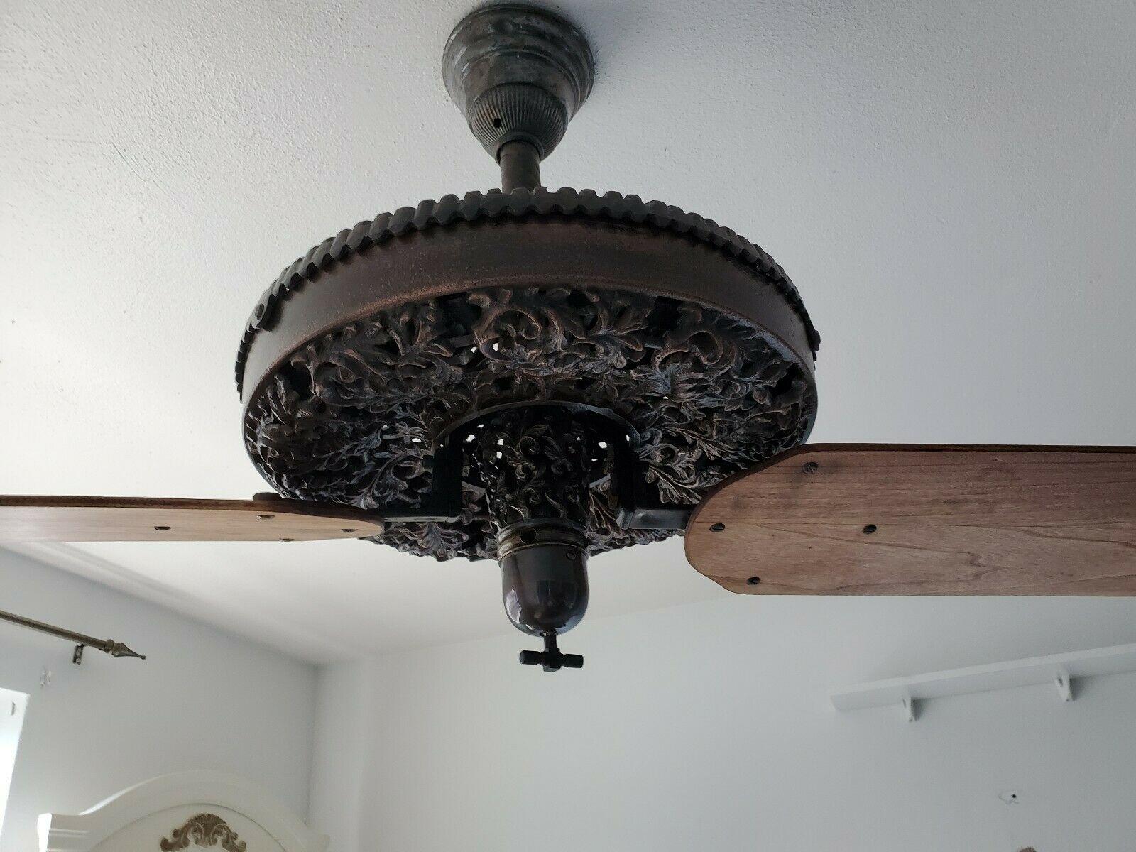 Antique Emerson Cf 28 Ceiling Fan Ebay In 2019 Antique