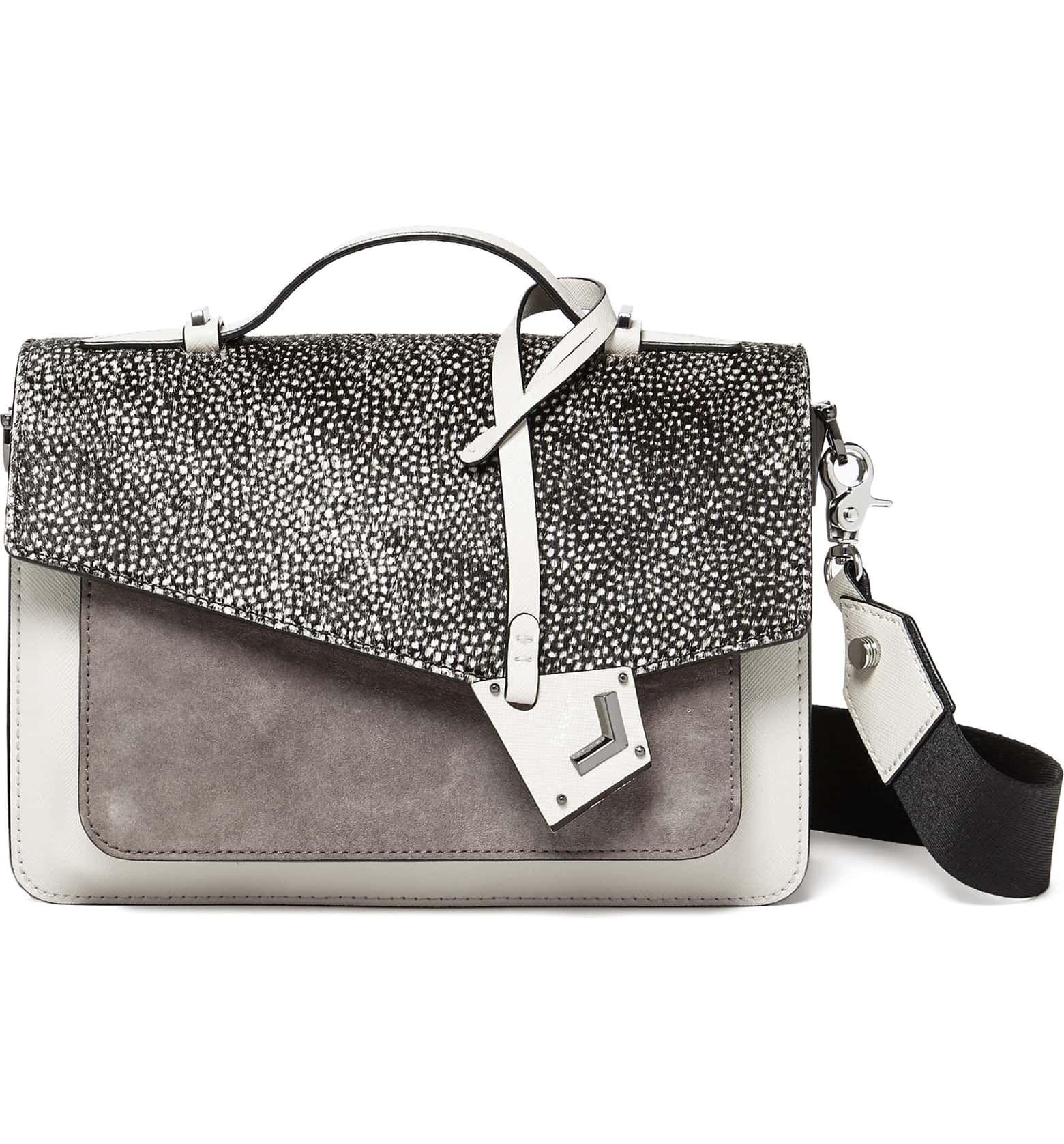 3f3178f507 Cobble Hill Calfskin Leather Crossbody Bag