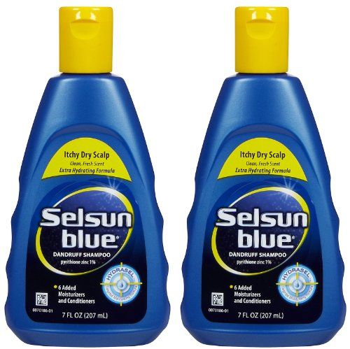 Selsun Blue Itchy Dry Scalp Dandruff Shampoo 7 Oz 2 Pk Click Image For More Details Note It Is Affiliate Link To Shampoo For Dry Scalp Itchy Dry Dry Scalp