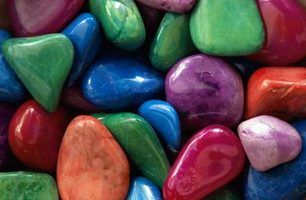 Shiny Vibrant Rocks Can Be Used As Decoration Accents Jewelry Pieces Or As Collector S Items Rock Tumbler Rock Tumbling How To Polish Rocks