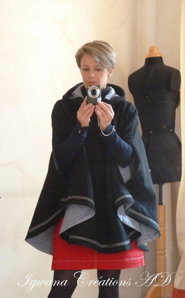 Photo of capes manteaux et cie – Anne Dubois-Igwana, Creation and con …