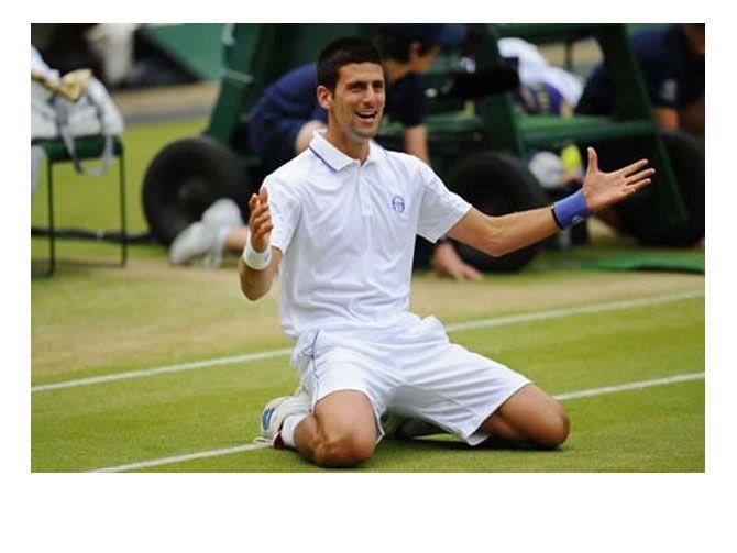 Novak Đoković, od danas ponovo No.1 teniser sveta po drugi put je osvojio najveći teniski turnir na svetu - Wimbledon.