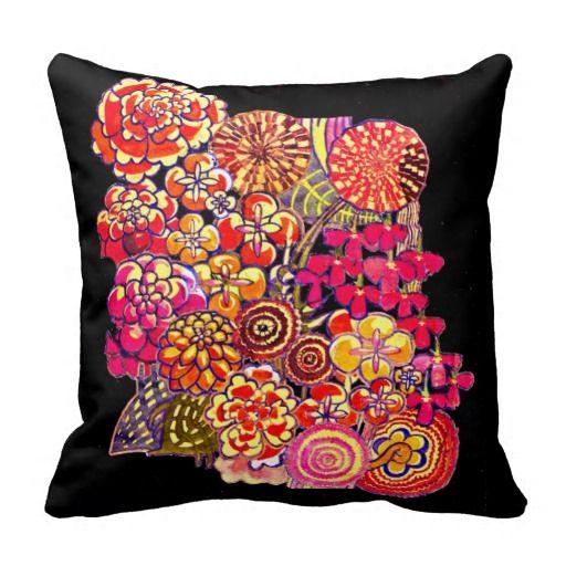 Pillow-Classic/Vintage-Charles Mackintosh 9