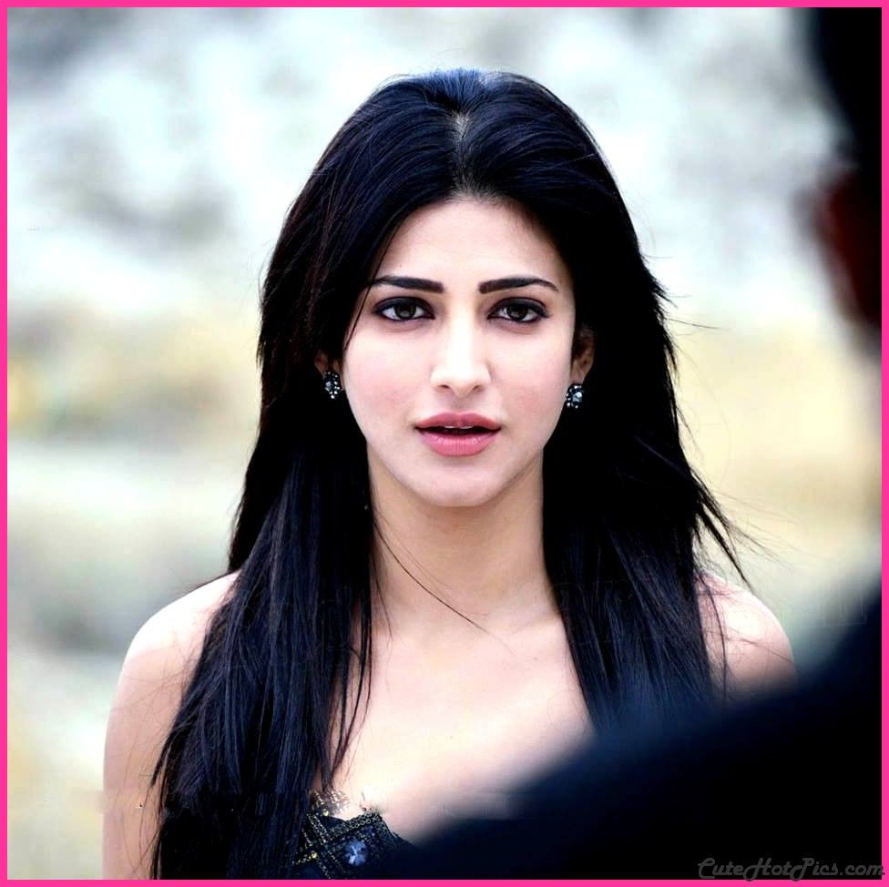 super hot and cute indian actress shruti hassan wallpapers, hd