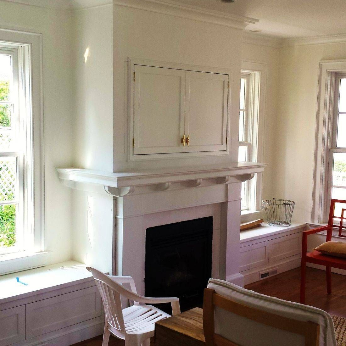 Phenomenal Interior Finish Carpenter Trim Installer Fireplace Home Interior And Landscaping Ologienasavecom
