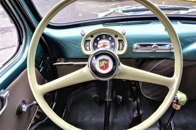 1959 fiat 600 multipla microvan art on wheels cars pinterest fiat 600 fiat and cars. Black Bedroom Furniture Sets. Home Design Ideas
