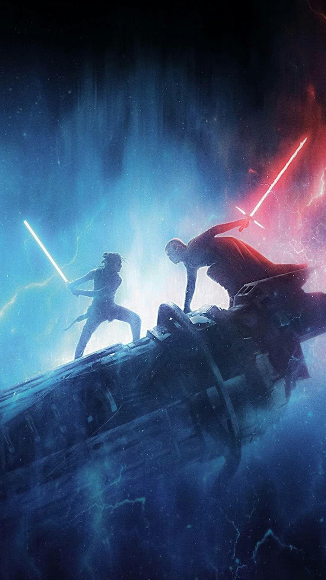 Star Wars The Rise Of Skywalker Can J J Abrams Stick The Landing Star Wars Background Star Wars Wallpaper Iphone Star Wars Poster