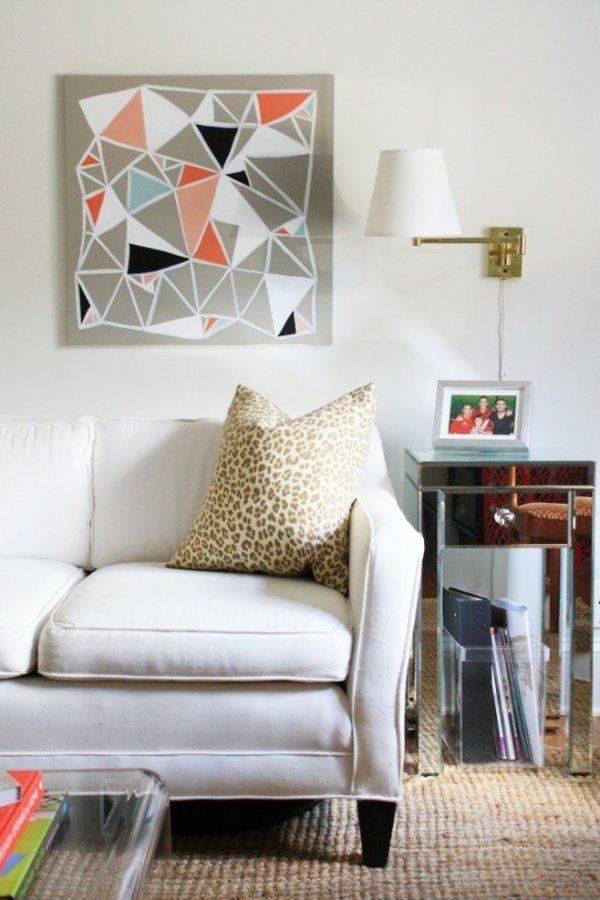 1001 ideen moderne leinwandbilder selber gestalten home pinterest gestalten leinwand. Black Bedroom Furniture Sets. Home Design Ideas