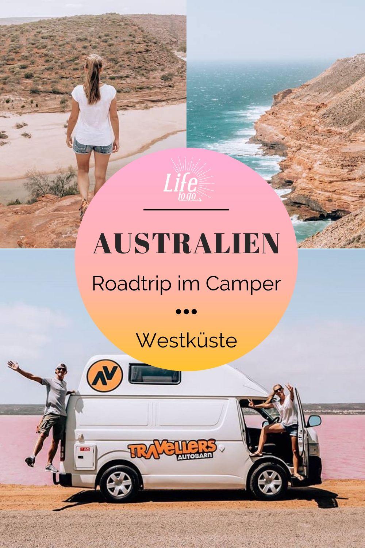 Australien Westküste mit dem Camper! Kosten & Highlights!