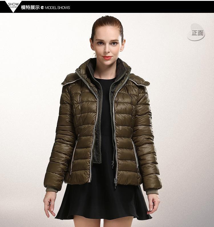women Down & Parkas winter warm outerwear clothes women short designed Duck Down jacket