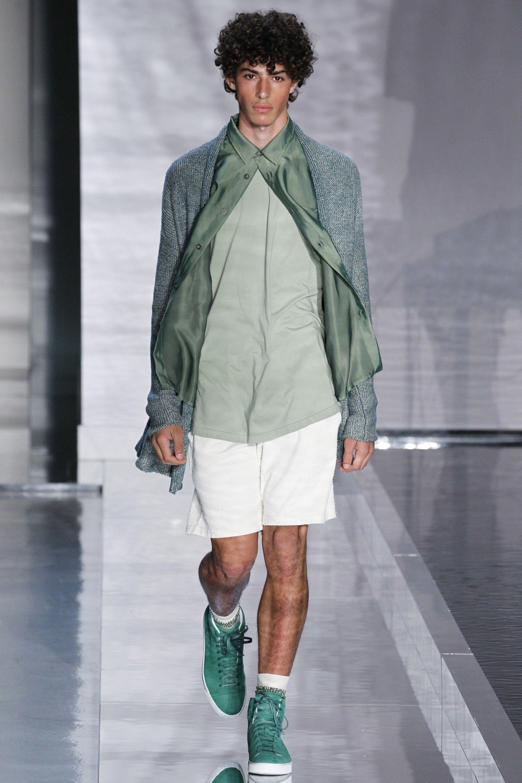 John Elliott Spring 2017 Menswear Fashion Show   Men's fashion