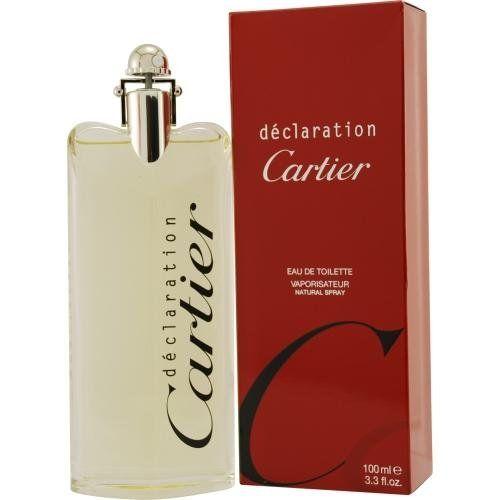 Declaration By Cartier Edt Spray/FN117937/3.3 oz/men/
