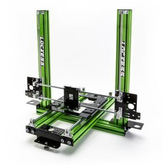 """3D Drucker Bausatz mechanisch """"Reptile Extension"""" grün CNC"""