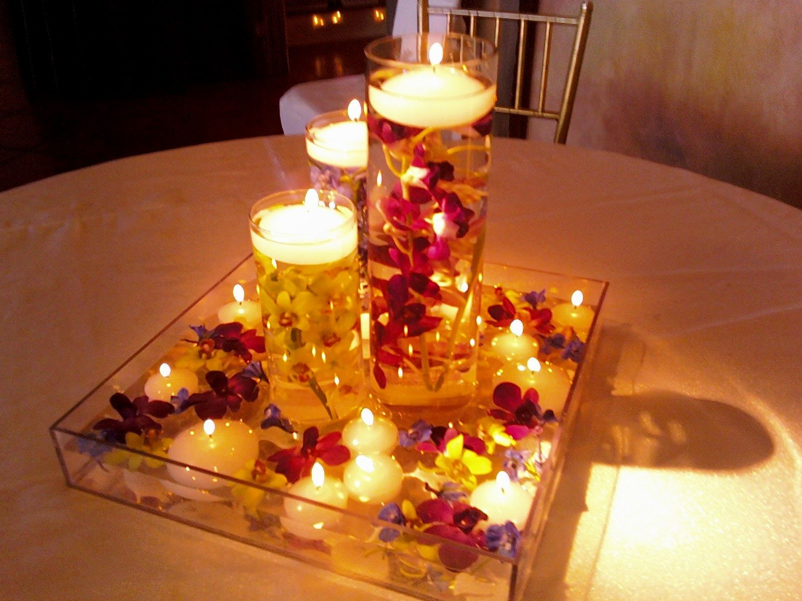 Wedding centerpieces ideas on a budget fall