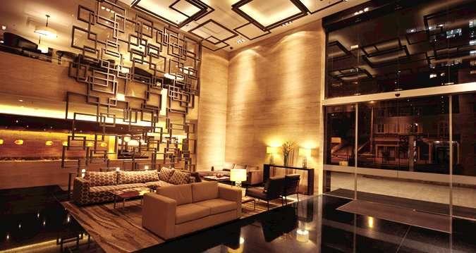 Hilton Bogota Hotel Colombia Lobby