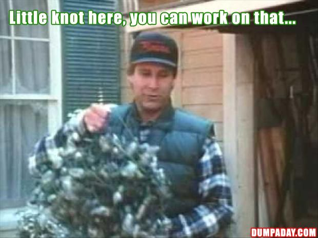 National Lampoon Christmas Vacation...this one's for my kids ...